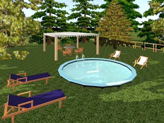 Programa para dise o de jardines windows 7 casa dise o - Diseno jardines 3d ...