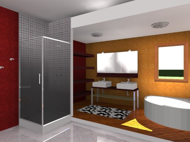 FINSON DISEÑO Y DECORACIÓN INTERIOR 3D PARA WINDOWS - schermata 1